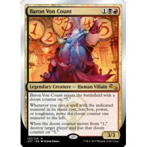 Baron Von Count