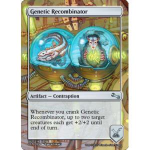 Genetic Recombinator