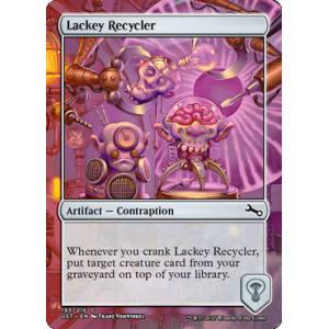 Lackey Recycler
