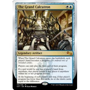The Grand Calcutron