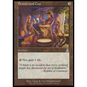 Braidwood Cup