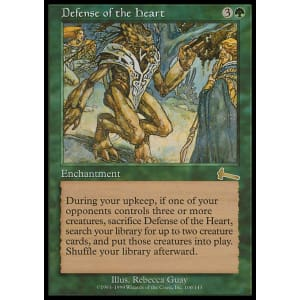 Defense of the Heart