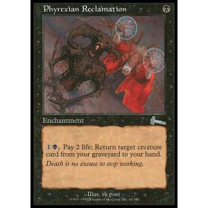 Phyrexian Reclamation
