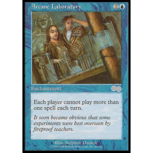 Arcane Laboratory