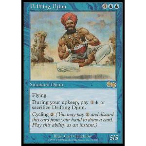 Drifting Djinn