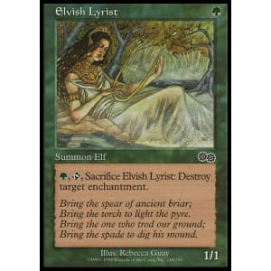 Elvish Lyrist