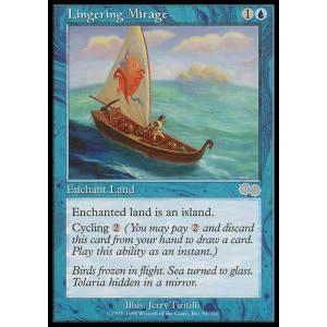 Lingering Mirage