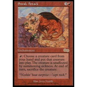 MTG Sneak Attack Eternal Masters Magic the Gathering
