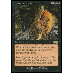 Tainted Aether