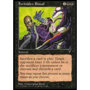 Forbidden Ritual