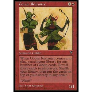 Goblin Recruiter
