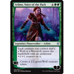 Arlinn, Voice of the Pack