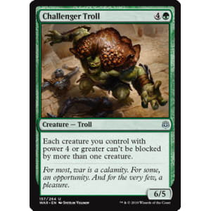 Challenger Troll