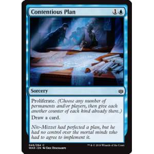 Contentious Plan