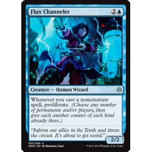 Flux Channeler