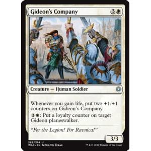 Gideon's Company
