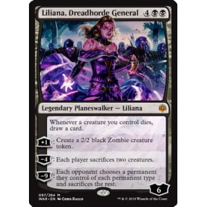 Liliana, Dreadhorde General
