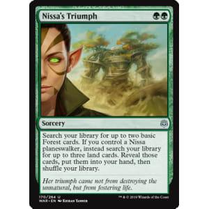 Nissa's Triumph