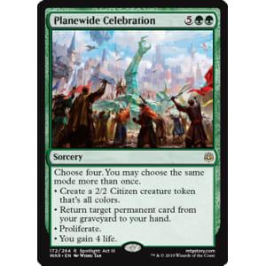 Planewide Celebration