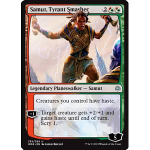 Tyrant Smasher Samut War of the Spark