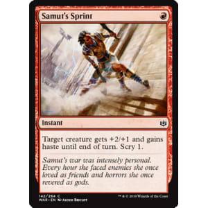 Samut's Sprint