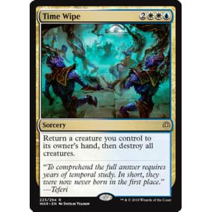 Time Wipe