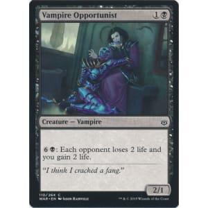 Vampire Opportunist