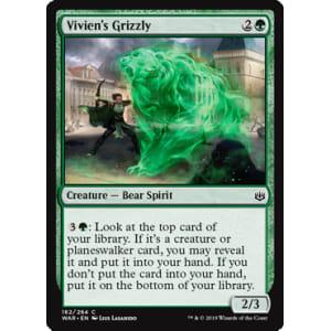 Vivien's Grizzly