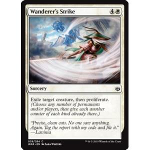 Wanderer's Strike