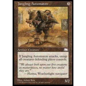 Jangling Automaton