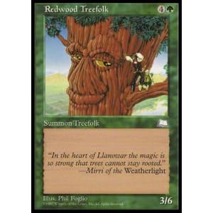 Redwood Treefolk