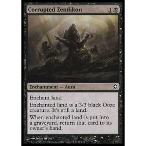 Corrupted Zendikon
