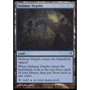 Halimar Depths