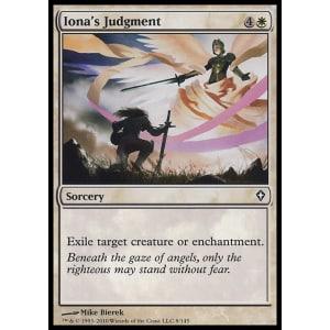 Iona's Judgment