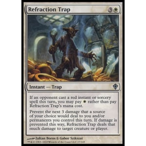 Refraction Trap