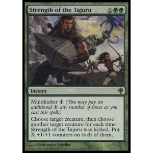 Strength of the Tajuru