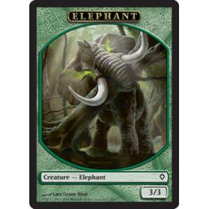 Elephant (Token)