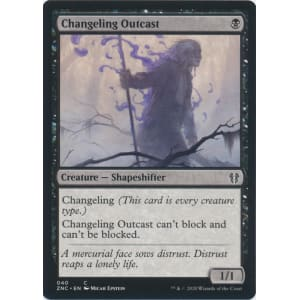 Changeling Outcast