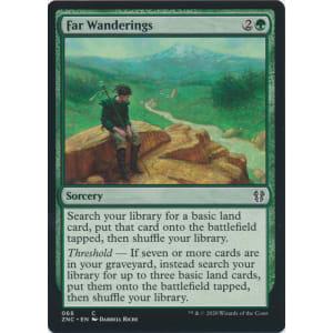 Far Wanderings
