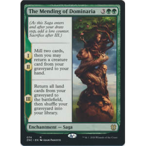 The Mending of Dominaria