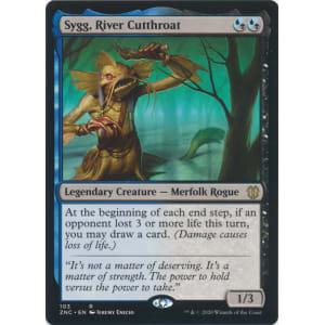 Sygg, River Cutthroat