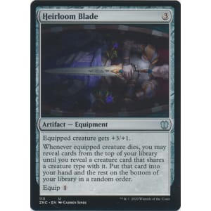 Heirloom Blade