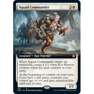 Squad Commander