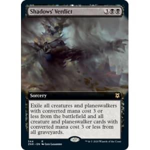Shadows' Verdict