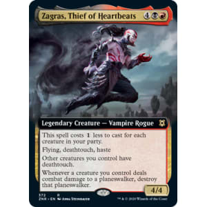 Zagras, Thief of Heartbeats