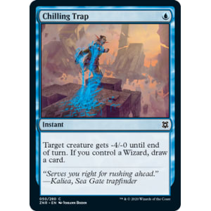 Chilling Trap