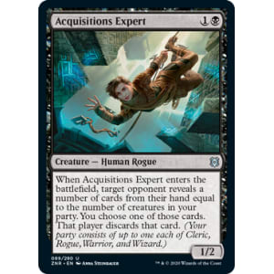 Acquisitions Expert