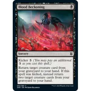 Blood Beckoning