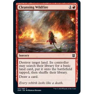 Cleansing Wildfire