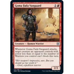 Goma Fada Vanguard